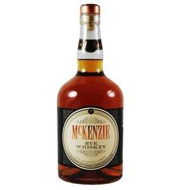 Rye Whiskey McKenzie Rye 750ml