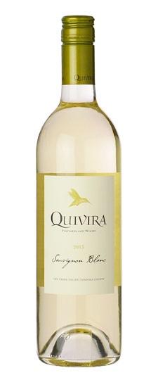 American Wine Quivira Vineyards Sauvignon Blanc Sonoma County 2015 750ml