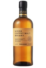 Asian Whiskey Nikka Coffey Malt Japanese Whisky 750ml