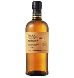 Asian Whiskey Nikka Coffey Malt Japanese Whisky 750ml