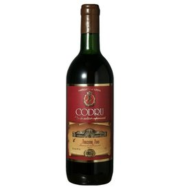 "Eastern Euro Wine Milestii Mici ""Codru"" Moldova Red Wine 1987 750ml"