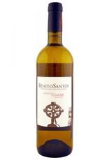 "Spanish Wine Benito Santos ""Igrexario de Saiar"" Albarino Rias Baixas 2014 750ml"