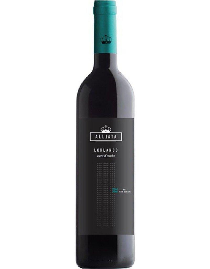 "Italian Wine Alliata ""Lorlando"" Nero d'Avola Terre Siciliane 2014 750ml"