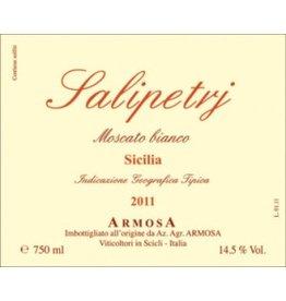 "Italian Wine Salipetrj ""Armosa"" Moscato Bianco Terre Sicoliane 2013 750ml"