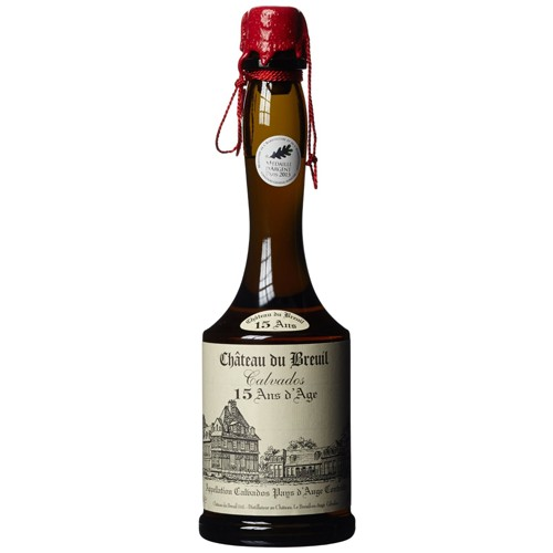Brandy Breuil 15 Year Calvados 750ml