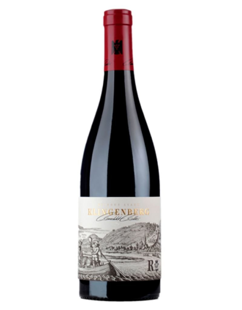 German Wine Weingut Stadt Klingenberg Buntsandstein Spatburgunder (Pinot Noir) Franken Germany 2014 750ml