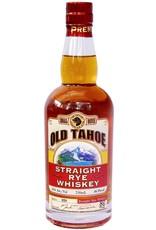 Rye Whiskey Old Tahoe Straight Rye Whiskey 750ml