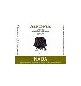 "Italian Wine Nada Giuseppe ""Armonia"" Langhe Bianco 2013 750ml"