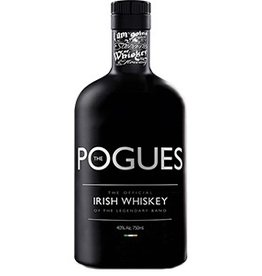 Irish Whiskey The Pogue's Irish Whiskey 750ml