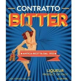 Liqueur Contratto Bitter One Liter
