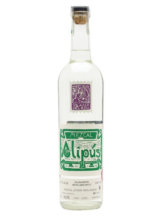Tequila/Mezcal Alipus Sta. Ana del Rio Mezcal 750ml