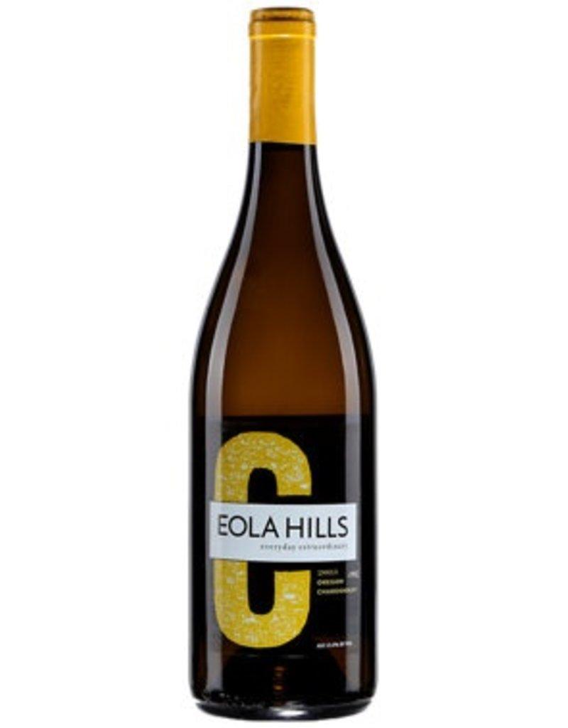 American Wine Eola Hills Chardonnay Oregon 2014 750ml