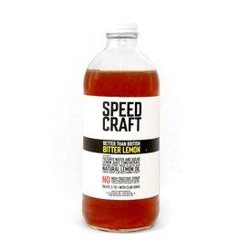 Mixer Speed Craft Bitter Lemon 474ml
