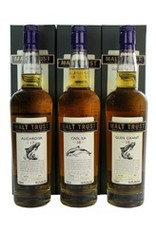 Scotch Malt Trust Auchroisk 17 Year Single Malt Scotch Cask No. 3570 59.1% abv 750ml (The one on the left)