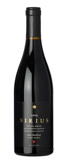 American Wine Sean Thackrey Petite Sirah Sirius 2013 750ml