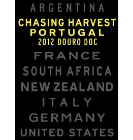 Portuguese Wine Chasing Harvest Duoro Red 2011 750ml