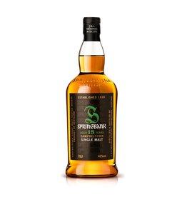 Scotch Springbank 15 Year Single Malt 750ml