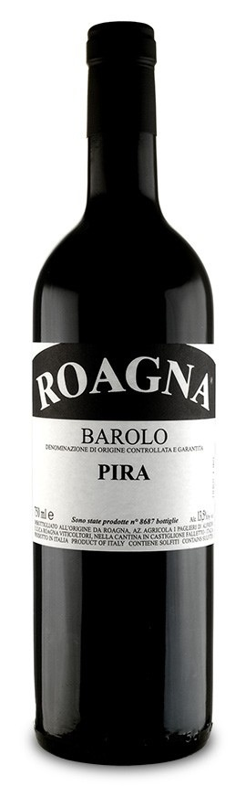 Italian Wine Roagna Barolo Pira 2008 750ml