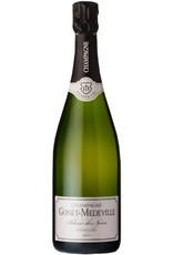 Sparkling Wine Gonet-Medeville 1er Cru Blanc de Noirs Brut Champagne NV 750ml