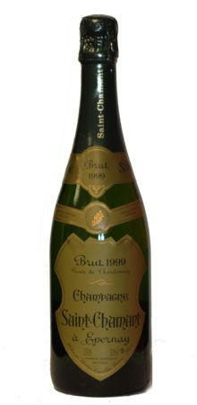 Sparkling Wine Saint-Chamant à Epernay Brut Champagne 2005 750ml