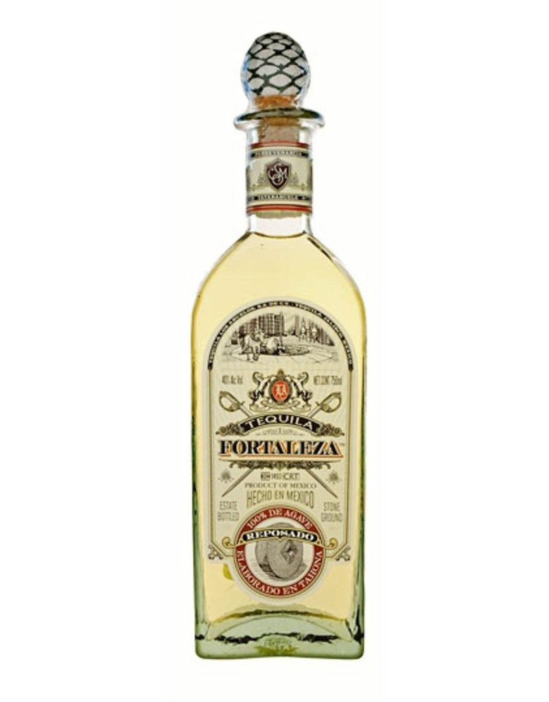 Tequila/Mezcal Fortaleza Tequila Reposado 750ml