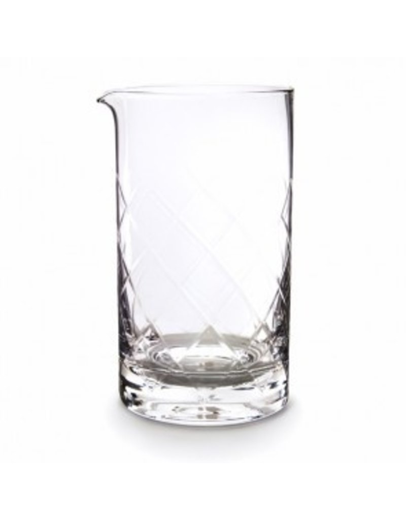 Miscellaneous Yarai Flat-Bottom Seamless Mixing Glass 675ml