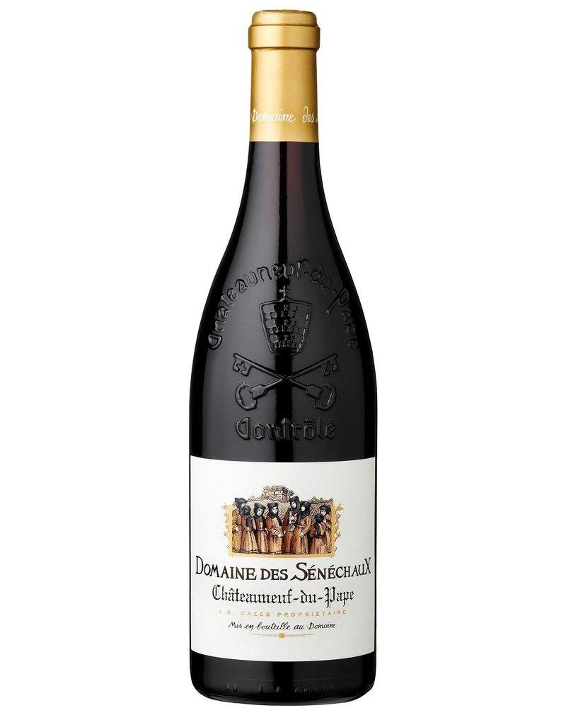 French Wine Domaine des Senechaux Chateauneuf-du-Pape Rouge 2012 750ml
