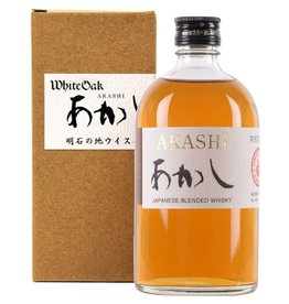 Whiskey Akashi White Oak Whisky 750ml