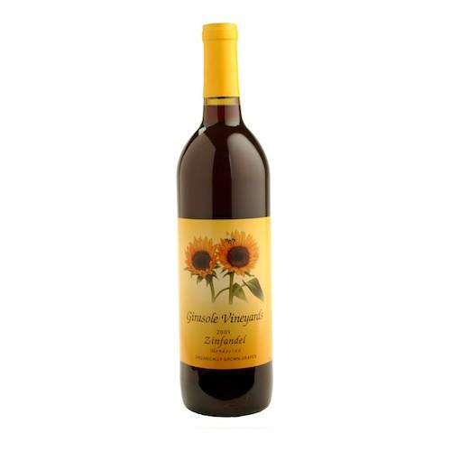 American Wine Girasole Zinfandel Mendocino 2015 750ml