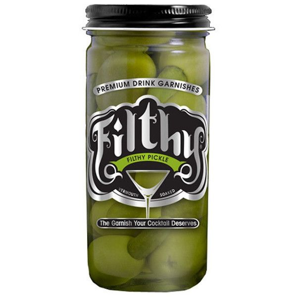 Miscellaneous Filthy Pickle Stuffed Olives 8oz