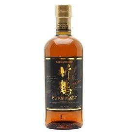 Asian Whiskey Nikka Whisky Pure Malt 750ml