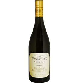 French Wine Moncontour Demi Sec Vouvray 2014 750ml