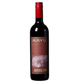 South American Wine Mayu Carmenere Syrah Elqui Valley, Chile 2014 750ml