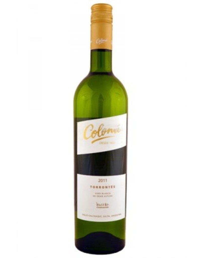South American Wine Bodegas Colome Torrontes, Valle Calchaqui, Salta 2016 750ml