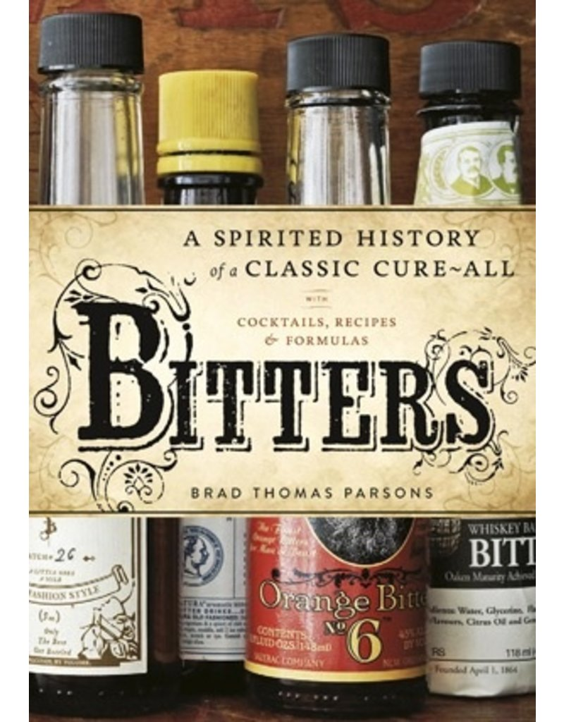 Books Bitters (Book) By Brad Thomas Parsons