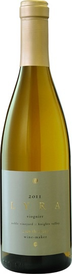 "American Wine Sean Thackrey Noble Vineyard Viognier ""Lyra"" 2012 750ml"