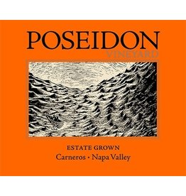 American Wine Poseidon Vineyard Chardonnay 2014 750ml