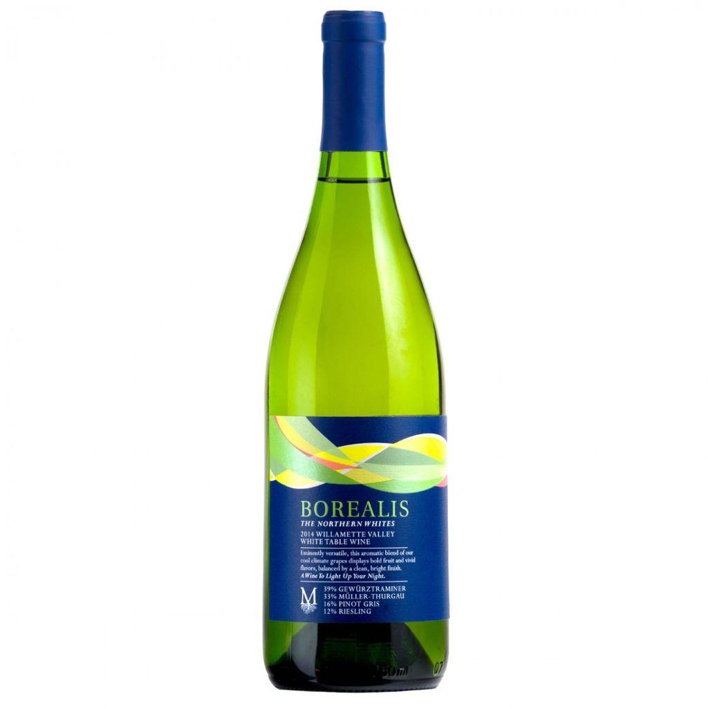 American Wine Montinore Borealis White Blend 2015 750ml