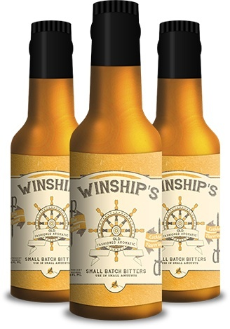 Bitter Winship's Old Fashioned Aromatic Bitters 150ml