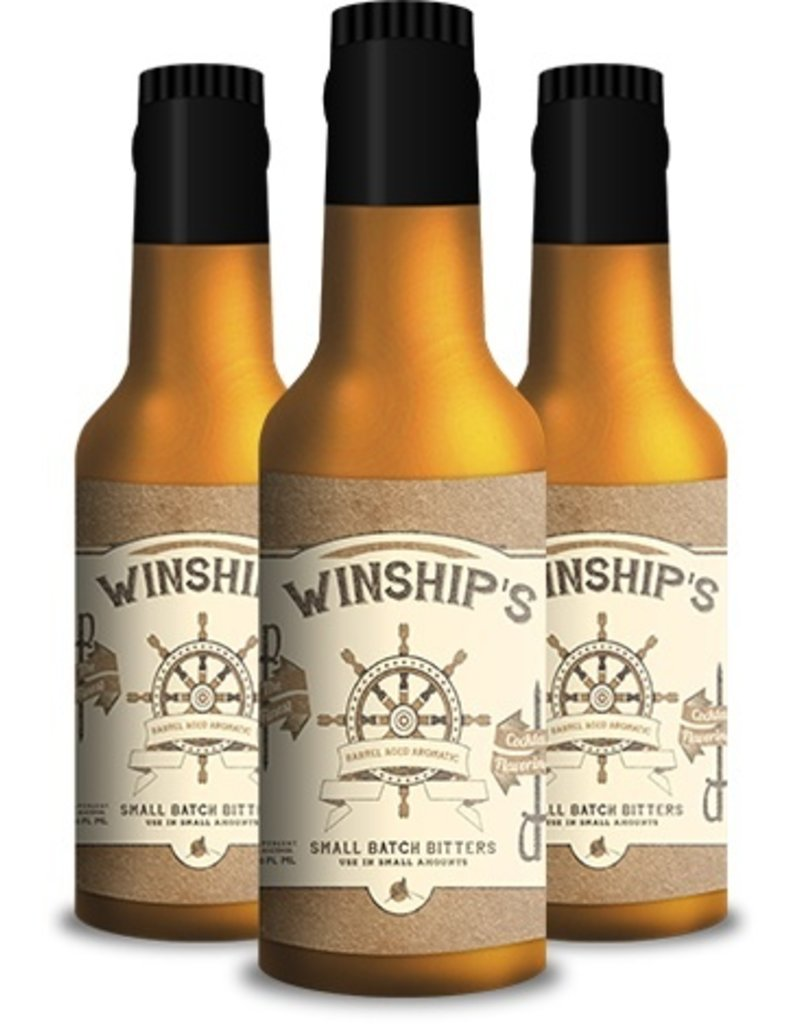 Bitter Winship's Barrel Aged Aromatic Bitters 150ml