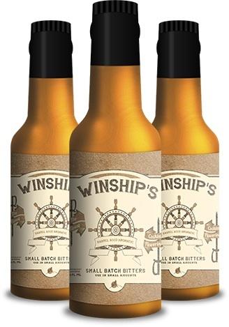 Bitter Winship's Barrel Aged Aromatic Bitters 150ml