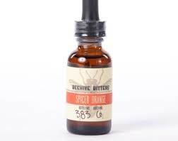 Bitter Beehive Bitters Spiced Orange 1oz