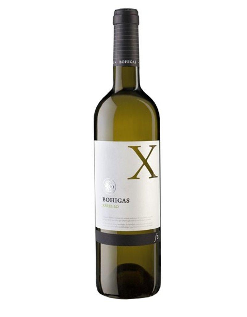 "Spanish Wine Bohigas ""X"" Xarel.lo Catalunya 2015 750ml"