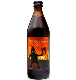 "Mead B. Nektar ""Dwarf Invasion"" Mead made with cherry and hops 500ml"