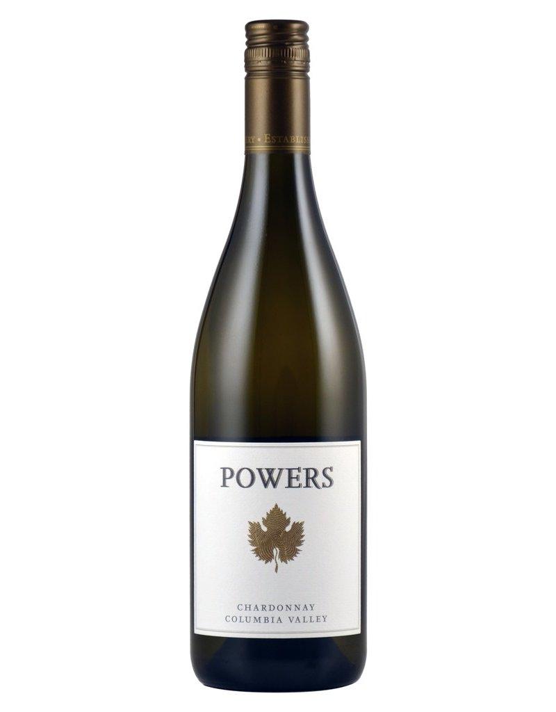American Wine Powers Chardonnay Columbia Valley Washington 2016 750ml