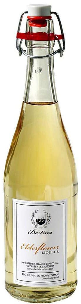 Liqueur Bertina Elderflower Liqueur 750ml
