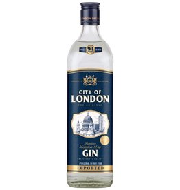 Gin City of London Dry Gin 750ml