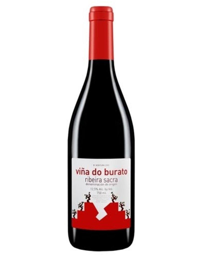 "Spanish Wine D. Ventura ""Vina do Burato"" Ribeira Sacra 2015 750ml"