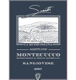 """Italian Wine Lorenzo Sassetti """"La Querciolina"""" Montecucco Rosso 2012 750ml"""
