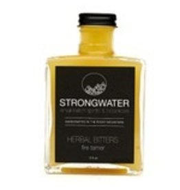 Bitter Strongwater Bitters Fire Tamer Bitters 5oz